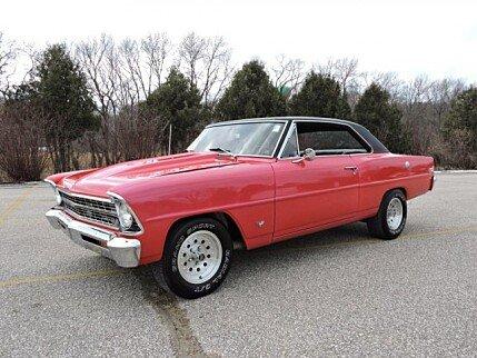 1967 Chevrolet Nova for sale 100944051
