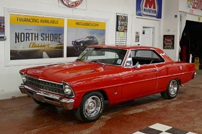 1967 Chevrolet Nova for sale 100947448