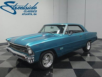 1967 Chevrolet Nova for sale 100947939