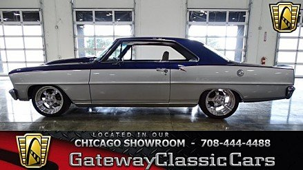 1967 Chevrolet Nova for sale 100949178