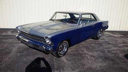 1967 Chevrolet Nova for sale 100961920