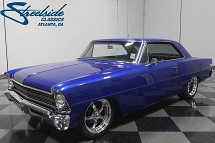 1967 Chevrolet Nova for sale 100975624