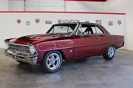 1967 Chevrolet Nova for sale 100978871
