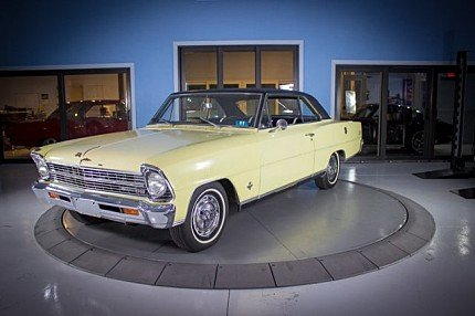 1967 Chevrolet Nova for sale 100979257
