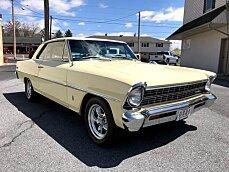 1967 Chevrolet Nova for sale 100993236