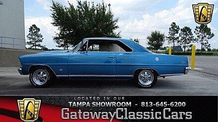 1967 Chevrolet Nova for sale 100997900