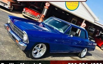 1967 Chevrolet Nova for sale 101018501