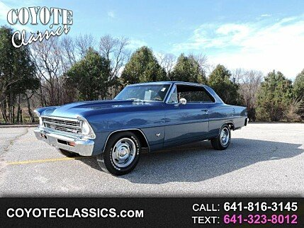 1967 Chevrolet Nova for sale 101030588