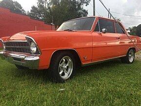 1967 Chevrolet Nova for sale 101039634