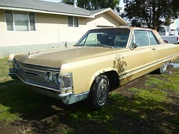 1967 Chrysler Imperial for sale 100836279
