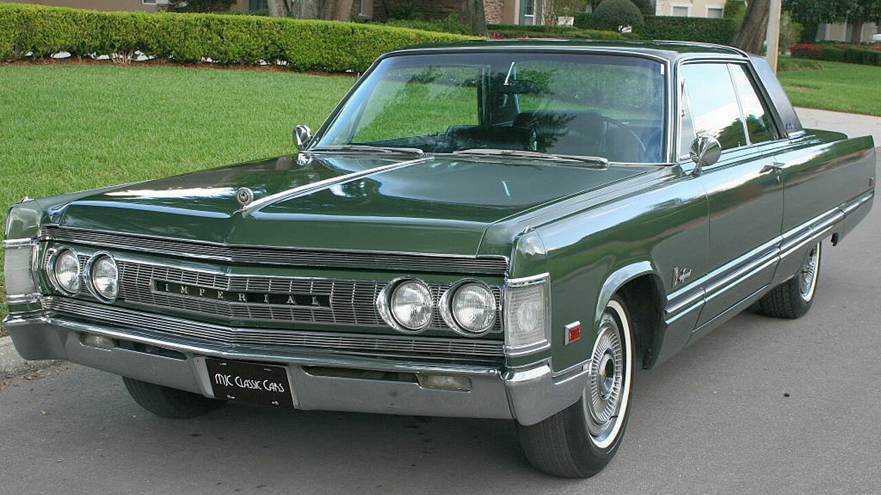 1967 Chrysler Imperial for sale 100976003