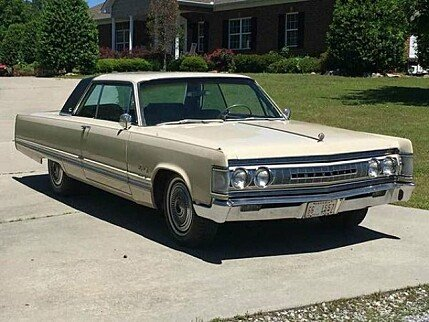 1967 Chrysler Imperial for sale 100876510