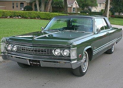 1967 Chrysler Imperial for sale 100976003