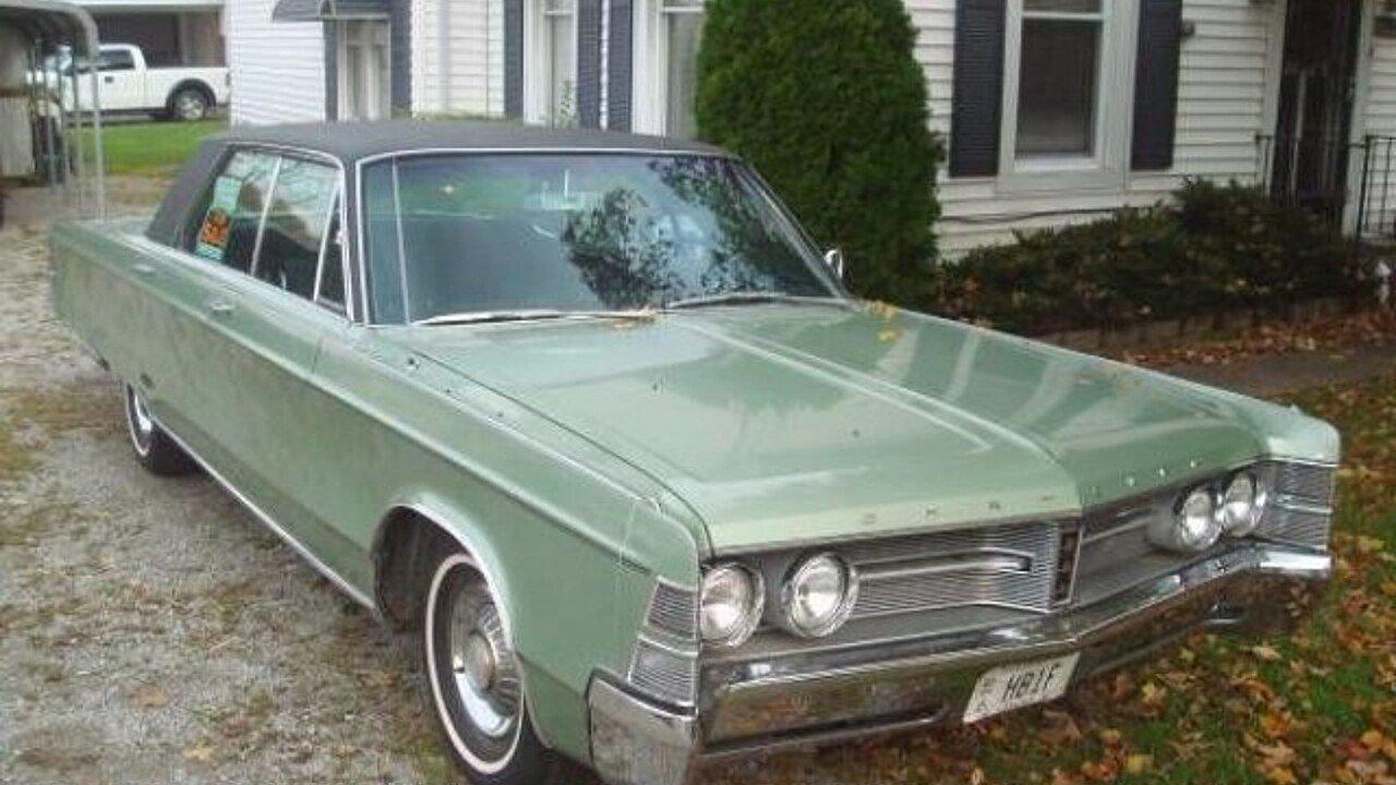 1967 Chrysler New Yorker for sale near Cadillac, Michigan 49601 ...