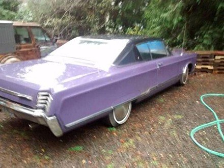 1967 Chrysler Newport for sale 100837069