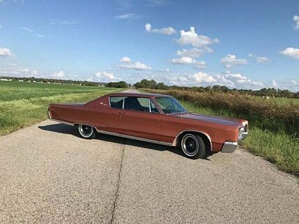 1967 Chrysler Newport for sale 100925066