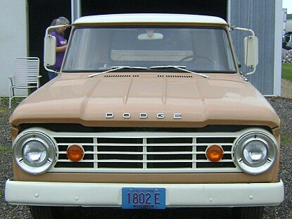 1967 Dodge A100 for sale 100882828