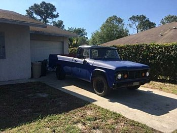 1967 Dodge D/W Truck for sale 100892190