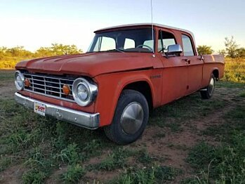 1967 Dodge D/W Truck for sale 100955426