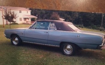 1967 Dodge Dart for sale 100871876