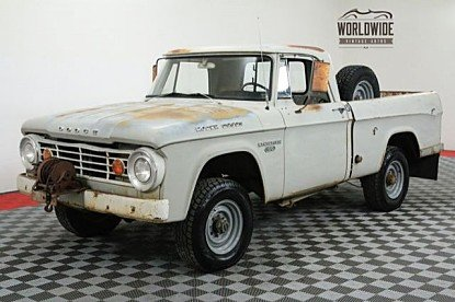 1967 Dodge Power Wagon for sale 100952833