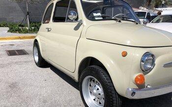 1967 FIAT 500 Easy Cabrio for sale 100966861