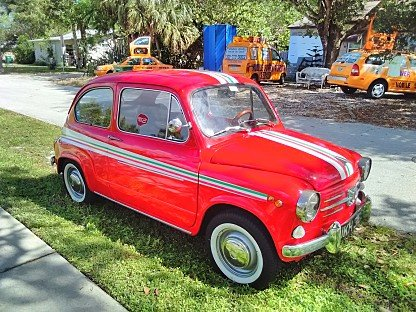 1967 FIAT 600 for sale 100946407