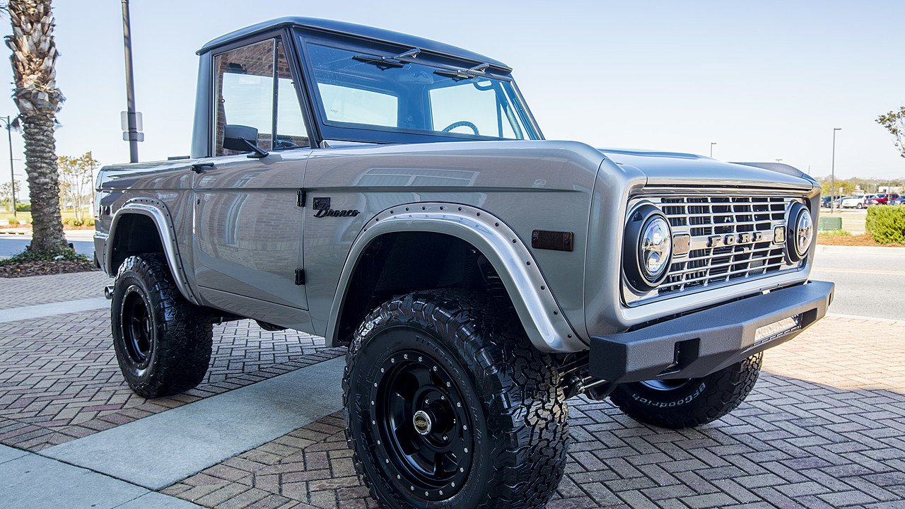 1967 Ford Bronco for sale 100855868