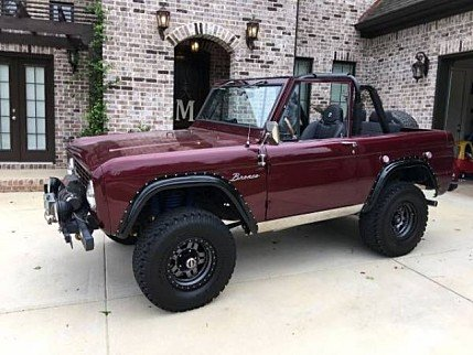 1967 Ford Bronco for sale 100974186