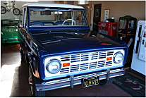 1967 Ford Bronco for sale 100990691