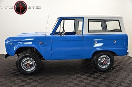 1967 Ford Bronco for sale 101016391