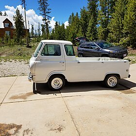 1967 Ford Econoline Pickup for sale 100877788