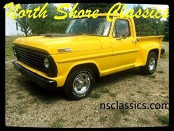 1967 Ford F100 for sale 100775893