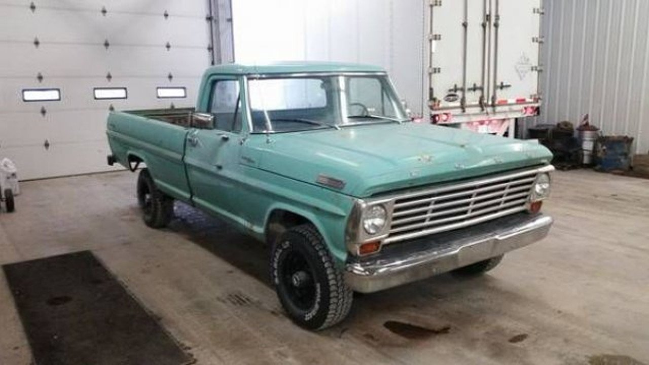 1967 Ford F100 for sale 100945063