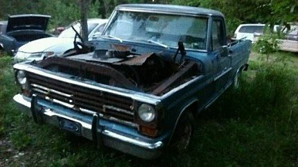 1967 Ford F100 for sale 100828442
