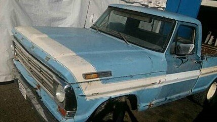 1967 Ford F100 for sale 100828686