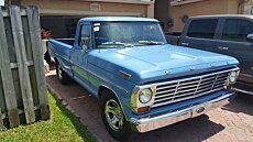1967 Ford F100 for sale 100829079