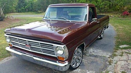 1967 Ford F100 for sale 100844374