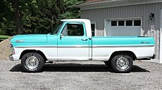 1967 Ford F100 for sale 100889762