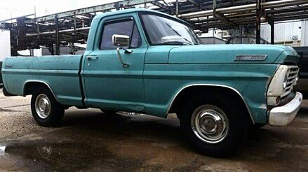1967 Ford F100 for sale 100934544