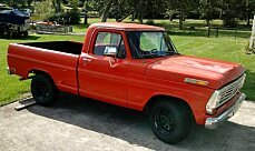 1967 Ford F100 for sale 100976654