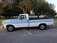 1967 Ford F100 for sale 100984917