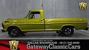 1967 Ford F100 for sale 101002332