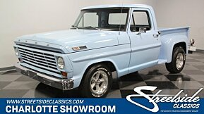 1967 Ford F100 for sale 101027201