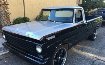 1967 Ford F100 2WD Regular Cab for sale 101050355