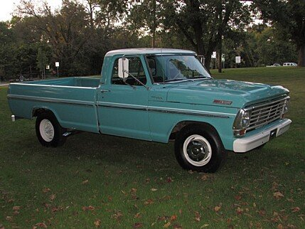 1967 Ford F250 for sale 100754415