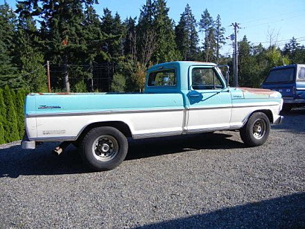 1967 Ford F250 for sale 100776400