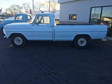 1967 Ford F250 for sale 100841100