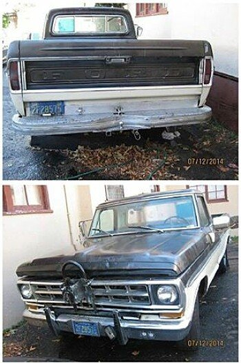 1967 Ford F250 for sale 100872233