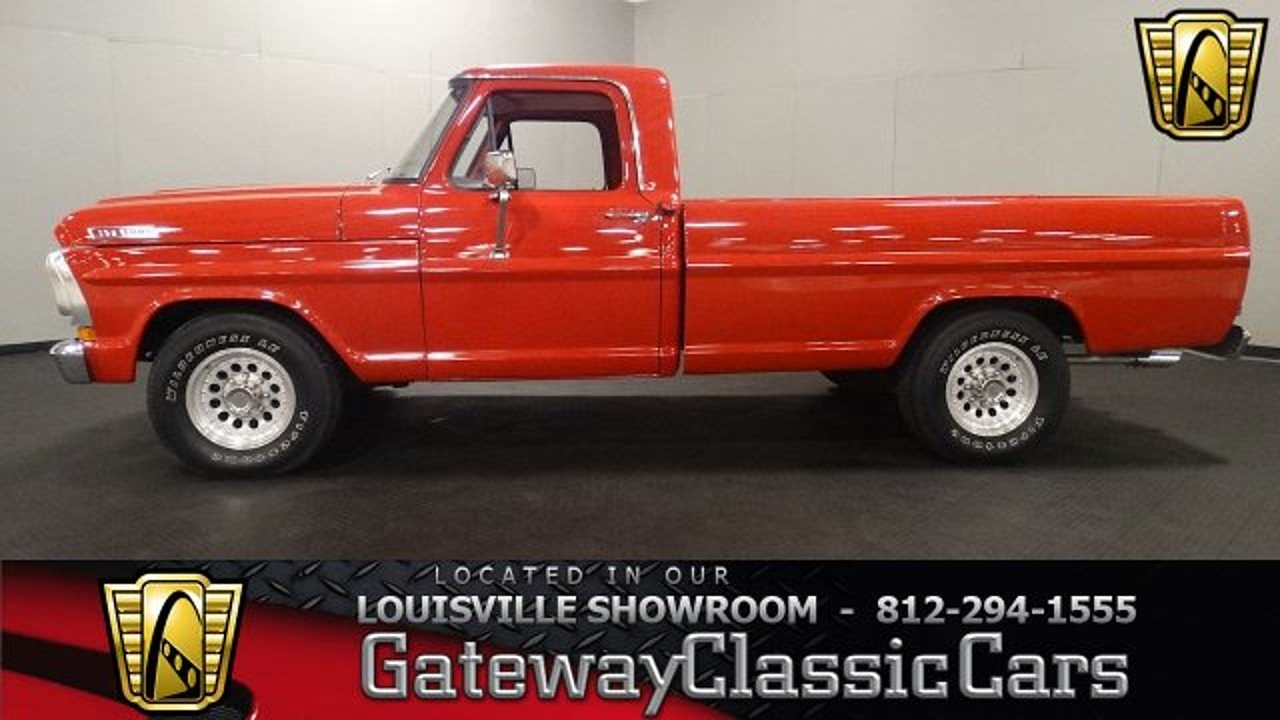 1967 Ford F250 for sale 100972903